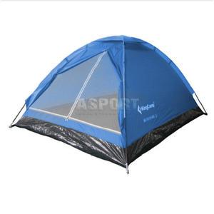 Namiot biwakowy, 3-osobowy MONODOME III KingCamp - 2850215414