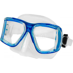 Maska nurkowa, panoramiczna ERGO Aqua-Speed Kolor: żółty - 2824075620