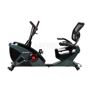 Rower elektromagnetyczny, poziomy HELIX HS-070L Hop-Sport - 2824075926