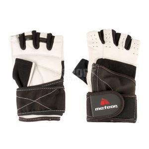 Rękawiczki treningowe, kulturystyczne, skóra syntetyczna GRIP 10 Meteor Rozmiar: L - 2844308445