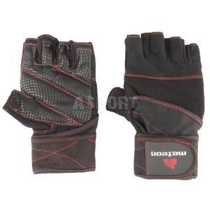 Rękawiczki treningowe, kulturystyczne, skóra syntetyczna GRIP 40 Meteor Rozmiar: M - 2824076503