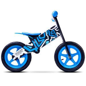 Rowerek biegowy, dziecięcy, drewniany, 3-6 lat ZAP Toyz - 2824077183