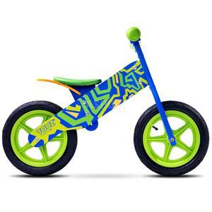Rowerek biegowy, dziecięcy, drewniany, 3-6 lat ZAP Toyz - 2848879548