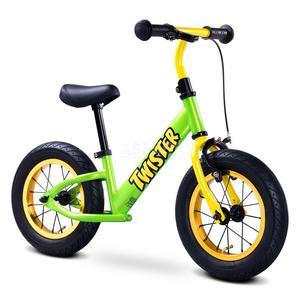 Rowerek biegowy, dziecięcy, metalowy, 3-6 lat TWISTER Toyz