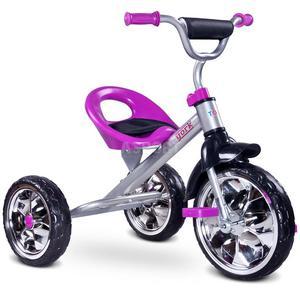 Rowerek dziecięcy, 3-kołowy, metalowa rama YORK 3-5 lat Toyz - 2848879549