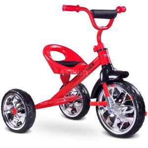 Rowerek dziecięcy, 3-kołowy, metalowa rama YORK 3-5 lat Toyz - 2848467633