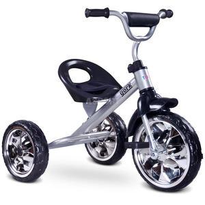 Rowerek dziecięcy, 3-kołowy, metalowa rama YORK 3-5 lat Toyz - 2848879554