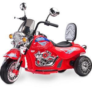 Pojazd dziecięcy na akumulator, motocykl REBEL Toyz - 2846799424