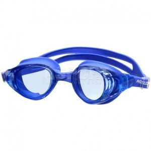 Okulary pływackie, filtr UV, Anti-Fog MOON niebieskie Aqua-Speed - 2824078633