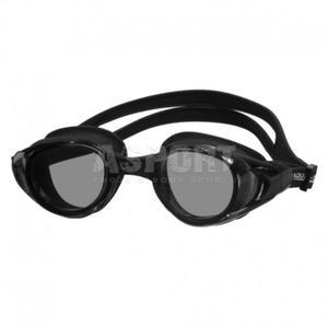 Okulary pływackie, filtr UV, Anti-Fog MOON czarne Aqua-Speed - 2824078638