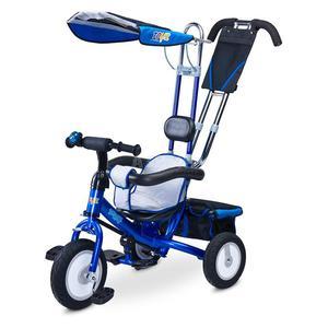 Rowerek dziecięcy, 3-kołowy, daszek, rączka do sterowania DERBY 2015 Toyz - 2836906107
