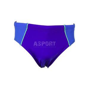 Kąpielówki, slipki chłopięce JUNIOR Aqua-Speed Rozmiar: 140 cm Kolor: granatowo-niebieski - 2824079821