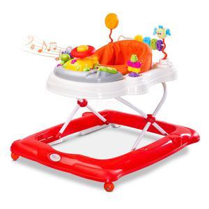 Chodzik dziecięcy + zabawki edukacyjne, multimedialne STEPP Toyz - 2850215456