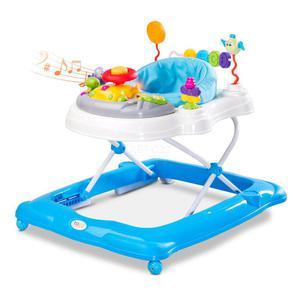 Chodzik dziecięcy + zabawki edukacyjne, multimedialne STEPP Toyz - 2846799467