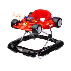 Chodzik dziecięcy, dla chłopca, panel multimedialny SPEEDER Toyz - 2848036890