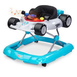 Chodzik dziecięcy, dla chłopca, panel multimedialny SPEEDER Toyz - 2848467698