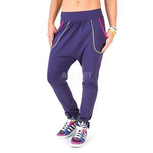 Spodnie damskie, dresowe, na fitness, do tańca MONSTER 2skin Rozmiar: M Kolor: czarny - 2824083012