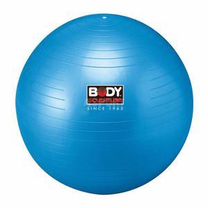 Piłka gimnastyczna do ćwiczeń 75cm niebieska Body Sculpture - 2824083479