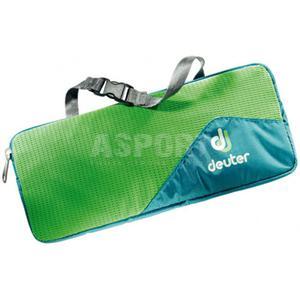 Kosmetyczka podręczna, ultralekka WASH BAG LITE I Deuter Kolor: zielono-niebieski - 2839067616