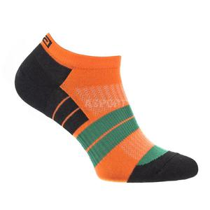 Skarpety sportowe, stopki damskie, męskie FEET BASIC pomarańczowe Gatta Active Rozmiar: 36-38 - 2824083547
