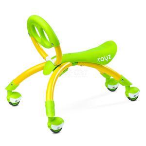 Jeździk, pchacz, od 9 miesięcy BEETLE zielony Toyz - 2824083782