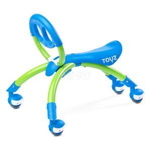 Jeździk, pchacz, od 9 miesięcy BEETLE niebieski Toyz - 2824083783