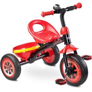 Rowerek dziecięcy, 3-kołowy 3-5 lat CHARLIE czerwony Toyz - 2824083841