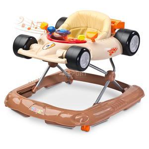 Chodzik dziecięcy, dla chłopca, panel multimedialny SPEEDER Toyz - 2824085045
