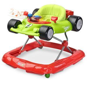 Chodzik dziecięcy, dla chłopca, panel multimedialny SPEEDER Toyz - 2824085046