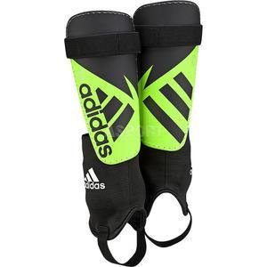 Ochraniacze piłkarskie, na golenie, nagolenniki GHOST CLUB zielone Adidas Rozmiar: XS - 2824085088