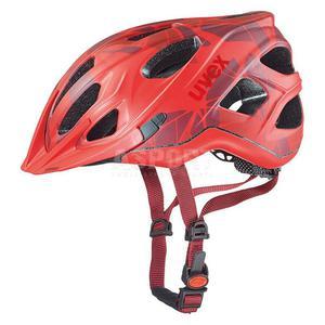 Kask ochronny, rowerowy, na rolki, z daszkiem ADIGE CC Uvex Rozmiar: 56-61