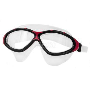 Gogle p�ywackie, panoramiczne, filtr UV, Anti-Fog ZONDA czarne Aqua-Speed - 2833947395