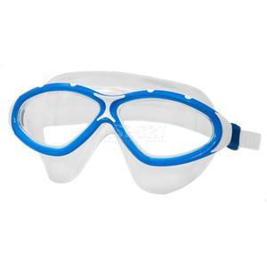 Gogle p�ywackie, panoramiczne, filtr UV, Anti-Fog ZONDA niebieskie Aqua-Speed - 2833947396