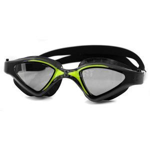 Okulary p�ywackie, filtr UV, Anti-Fog RAPTOR czarno-zielone Aqua-Speed - 2834629194