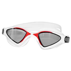 Okulary p�ywackie, filtr UV, Anti-Fog RAPTOR bia�o-czerwone Aqua-Speed - 2834629196