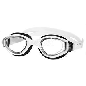 Okulary p�ywackie, filtr UV, Anti-Fog MIRAGE bia�e Aqua-Speed - 2834629216