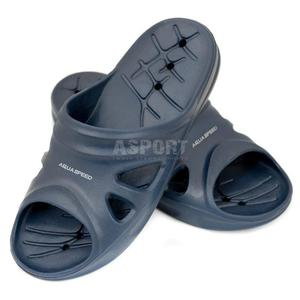 Klapki męskie, basenowe FLORIDA granatowe Aqua-Speed Rozmiar: 42 - 2836304024