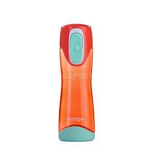 Butelka na wodę, napoje turystyczna SWISH 500 ml pomarańczowa Contigo - 2837252968
