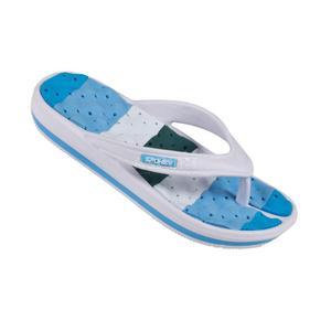 Klapki, japonki basenowe MEDUSA niebieskie Spokey Rozmiar: 40 - 2839067711