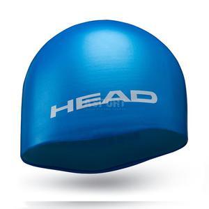 Czepek pływacki, silikonowy MOULDED jasnoniebieski Head - 2839067754
