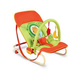 Leżaczek bujany dla niemowląt MAXI HIPPO Milly Mally - 2841606193