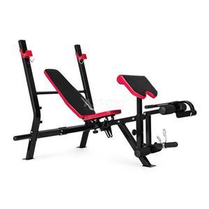 Ławka treningowa, kulturystyczna HS-1090 Hop-Sport - 2841606530