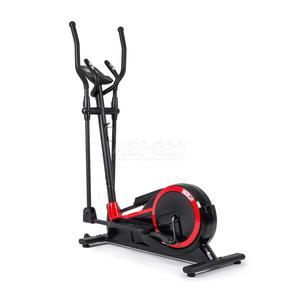 Orbitrek elektromagnetyczny HS-050C FROST czerwony Hop-Sport - 2846236488