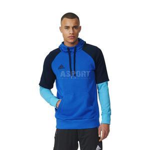 Bluza treningowa niebieska CONDIVO 16 HOODY Adidas Rozmiar: XL - 2846461073