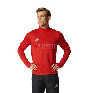 Bluza treningowa czerwona TIRO 17 TRG TOP Adidas Rozmiar: S - 2846461134