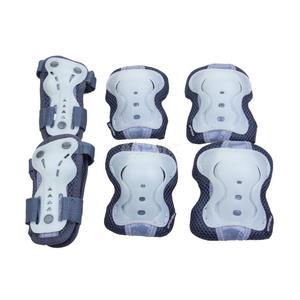 Ochraniacze dziecięce, zestaw: nadgarstki, kolana, łokcie SENTINEL Spokey Rozmiar: M - 2849241447