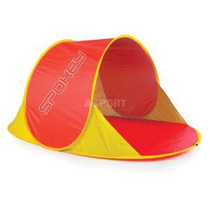 Parawan, namiot plażowy NIMBUS czerwony Spokey - 2847505371