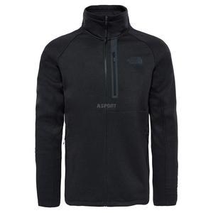 Bluza turystyczna, sportowa męska CANYONLANDS FZ The North Face Rozmiar: XXL Kolor: czarny - 2847764230