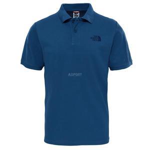 Koszulka męska polo, polówka POLO PIQUET The North Face Rozmiar: XL Kolor: szary - 2847764299
