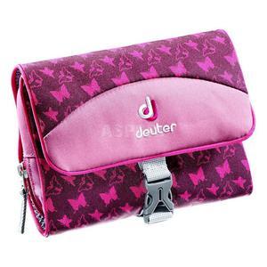 Kosmetyczka podręczna, dziecięca WASH BAG KIDS Deuter Kolor: różowy - 2849794773